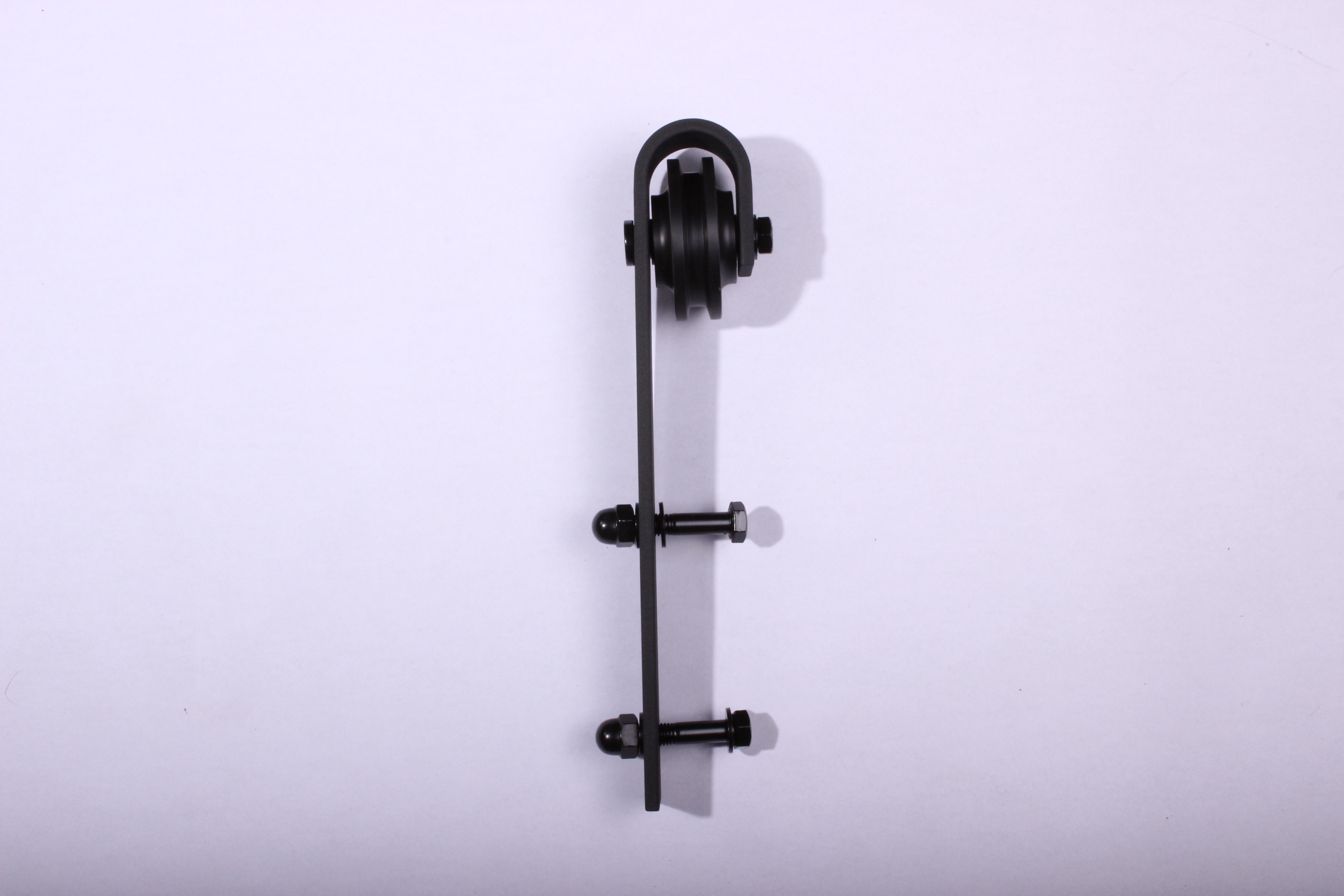 ... Sliding Wood Barn Door Hardware 78.7u2033, Black. Sale! ; 